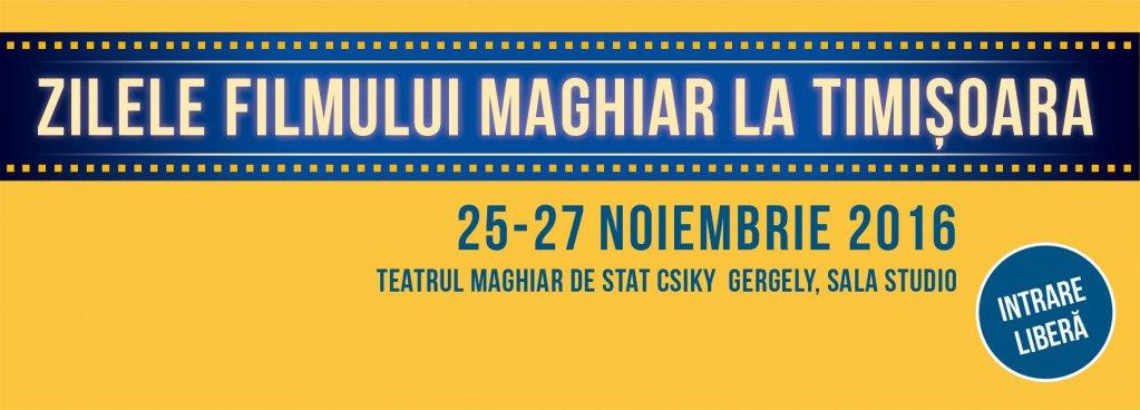 Zilele Filmului Maghiar la Timisoara