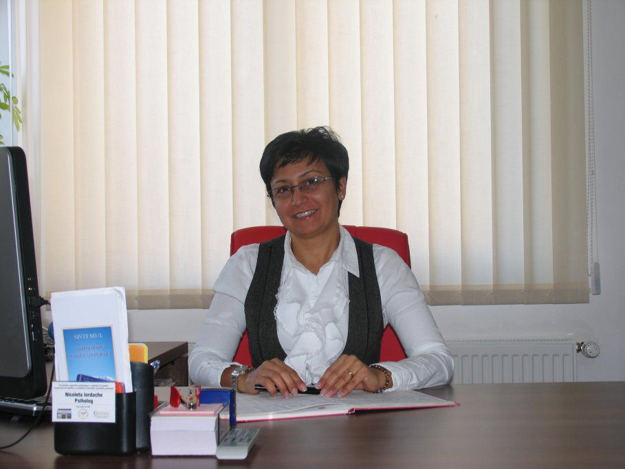 Cabinet psihologic Nicoleta Iordache