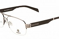 Ochelari de vedere Baldinini femei BLD1577 Argintiu Negru