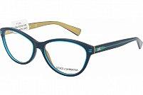 Ochelari de vedere Dolce & Gabbana DG3232 Dama - culoare Albastra