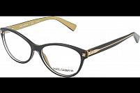 Ochelari de vedere Dolce & Gabbana DG3232 Dama - culoare Neagra