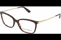 Ochelari de vedere Dolce & Gabbana DG3243 Dama - culoare Maro