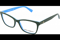 Ochelari de vedere Dolce & Gabbana DG3245 Dama - culoare Albastra