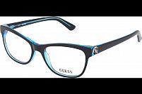 Ochelari de vedere Guess Dama gu2527 - Albastra