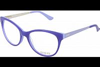 Ochelari de vedere Guess Dama gu2539 - Albastra