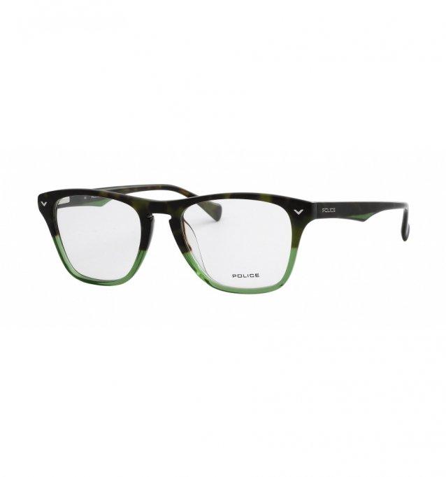 Ochelari de vedere Police Barbati V1768 - culoare Verde