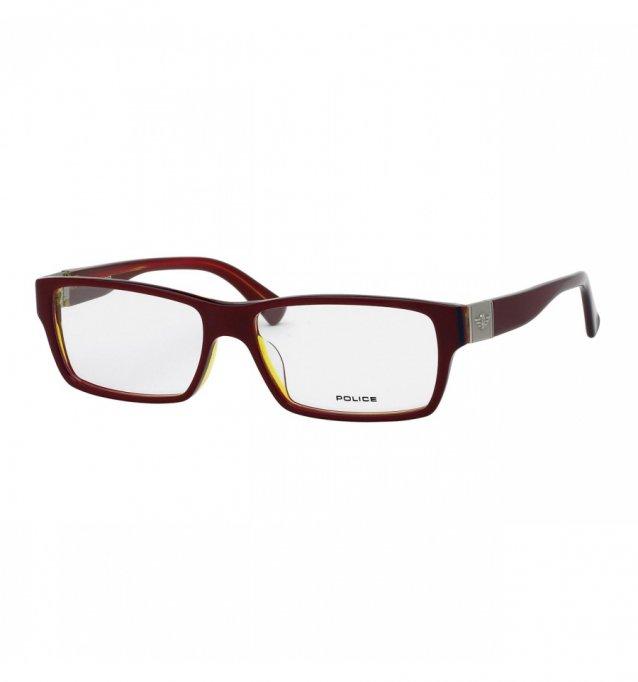Ochelari de vedere Police Barbati V1772 - culoare Visinie