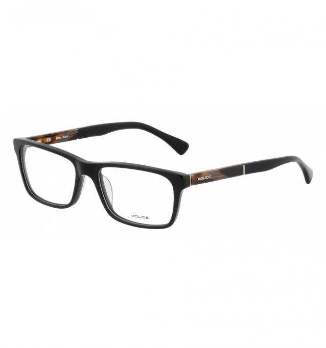 Ochelari de vedere Police Barbati V1832 - culoare Neagra