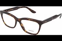 Ochelari de vedere Prada Dama PR24SV - culoare Maro