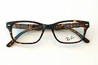 Ochelari de vedere Ray-Ban Unisex - RX5109 - culoare Neagra