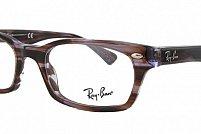 Ochelari de vedere Ray-Ban Unisex - RX5150 - culoare Imprimeu