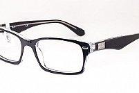 Ochelari de vedere Ray-Ban Unisex - RX5206 - culoare Neagra