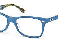 Ochelari de vedere Ray-Ban Unisex - RX5228 - culoare Albastra