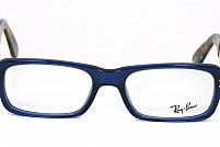 Ochelari de vedere Ray-Ban Unisex - RX5228F - culoare Albastra