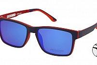 Ochelari de vedere Solano Unisex CL90001 - culoare Rosie
