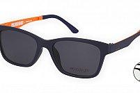 Ochelari de vedere Solano Unisex CL90007 - culoare Orange