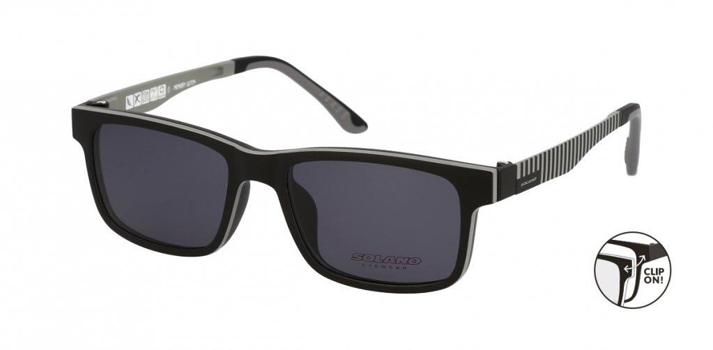 Ochelari de vedere Solano Unisex CL90010 - culoare Gri