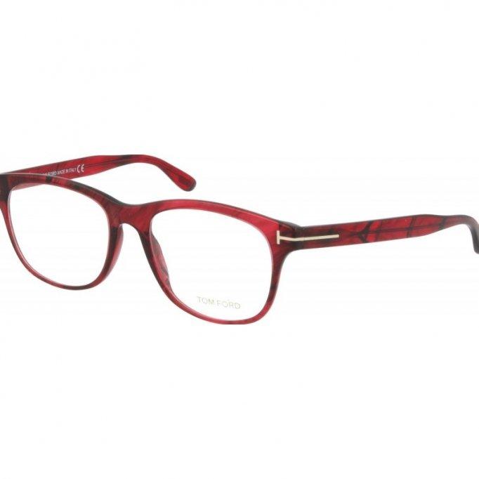 Ochelari de vedere Tom Ford Unisex FT5399 - culoare Rosie