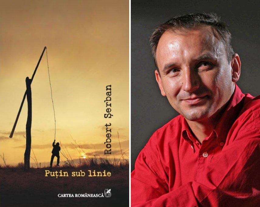 Robert Şerban, laureat al Premiilor Filialei Timişoara a USR