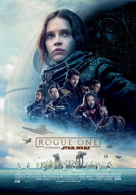 Rogue One: O poveste Star Wars 3D