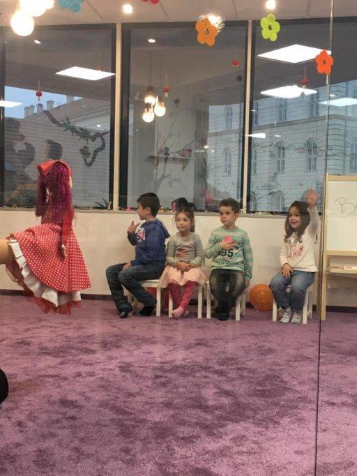 Cerc de teatru pentru copii
