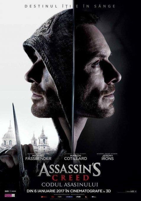Assassins creed: Codul Asasinului 3D