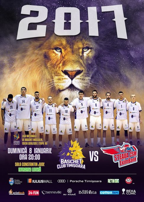 BC Timisoara - Steaua Bucuresti