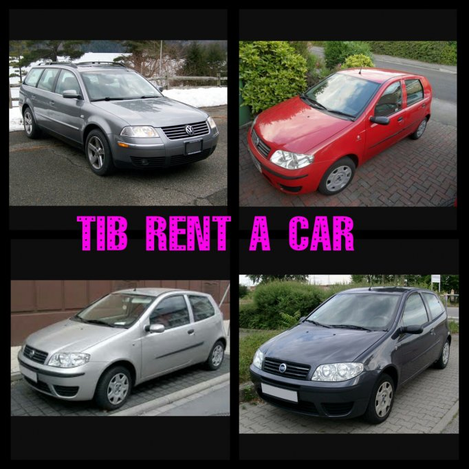 Tib Rent A Car