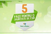 5 pași pentru o imunitate de fier