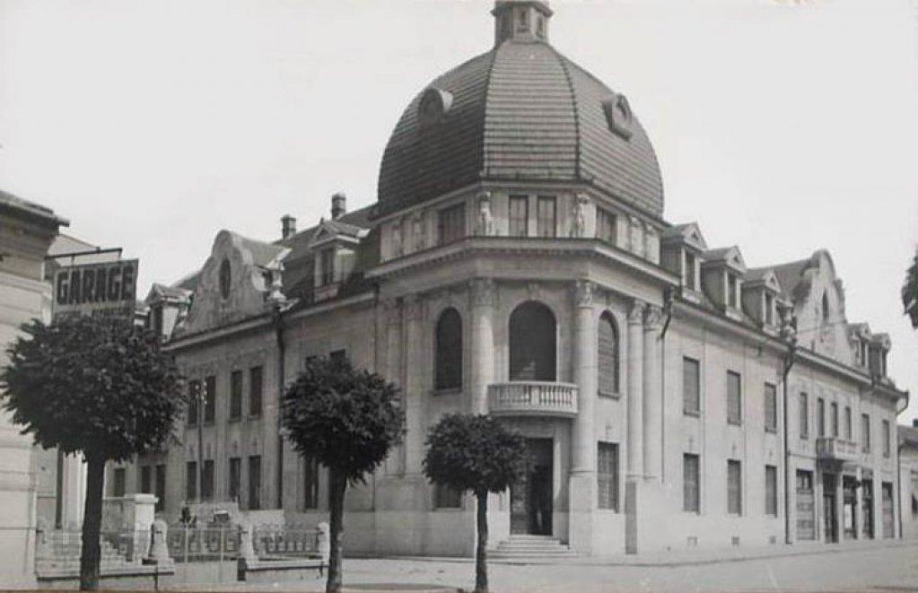 Palatul Muschong din Lugoj