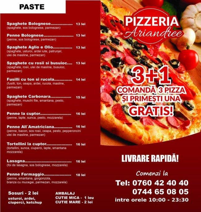 Pizzeria Ariandree