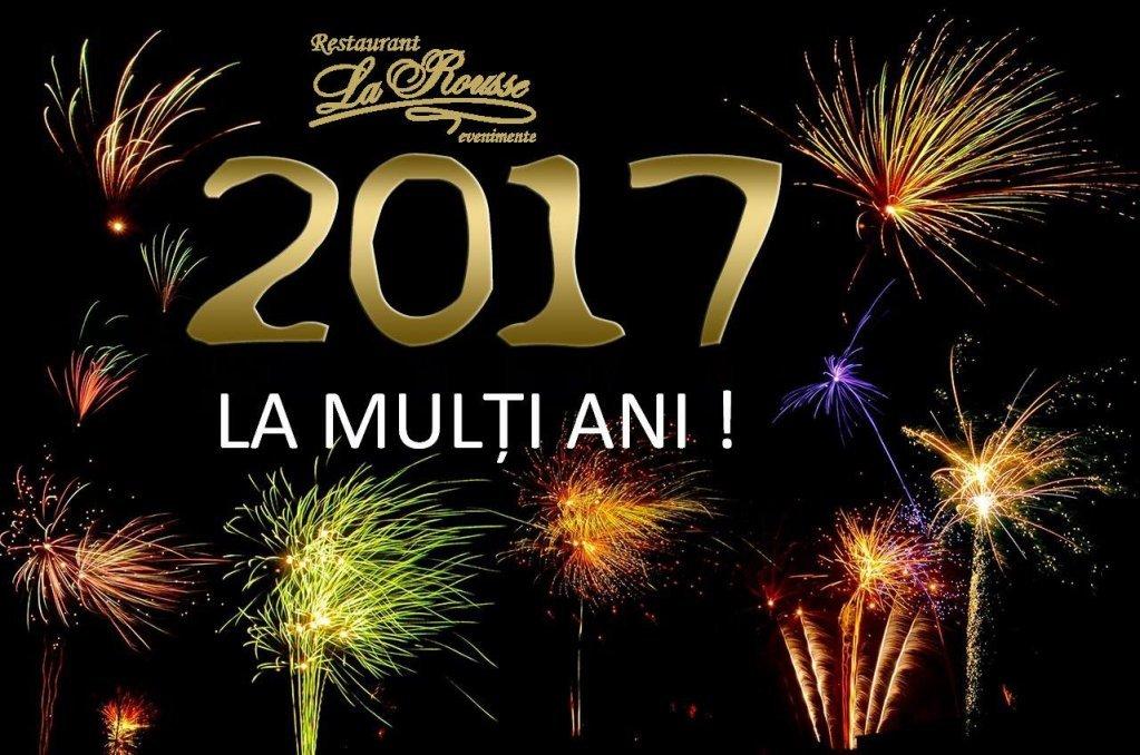 Revelion 2017 la Restaurant La Rousse