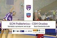 SCM Poli Timisoara - CSM Oradea