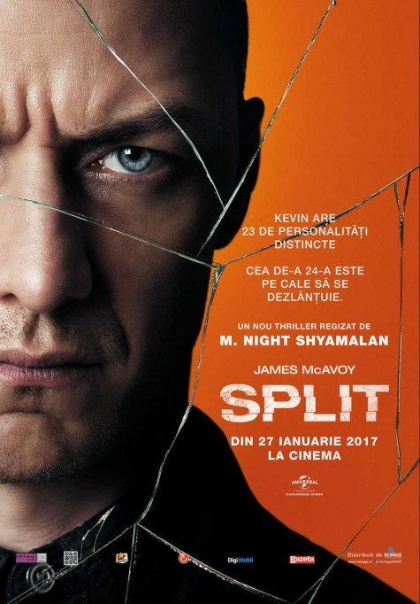Split 2D