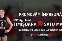 UVT Agroland Timisoara - CSM Satu Mare