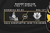 BC Timba Timisoara - U BT II Cluj Napoca