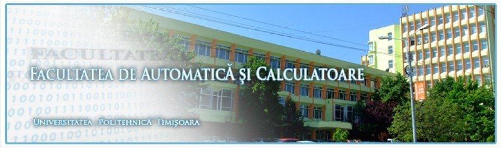Facultatea de Automatica si Calculatoare