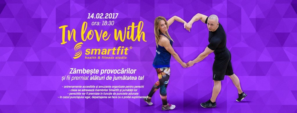 In love with Smartfit