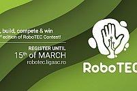 Concurs internațional RoboTEC 2017 - plănuiește, construiește, concurează și câștigă!