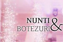 Sala de nunti si botezuri in Timisoara - capacitate intre 100 si 150 de locuri