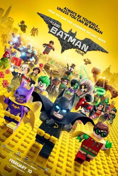 Lego Batman: Filmul 3D IMAX