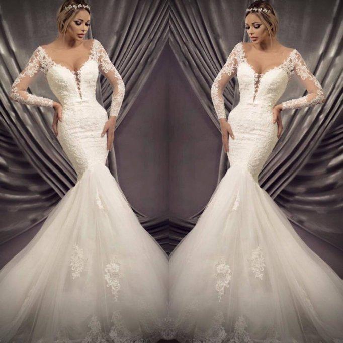 Sute de rochii de mireasă prezentate la ediția de primăvară a târgului de nuntă, Salonul mirilor