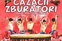 Eveniment spectaculos in acest wk la Timișoara: Cazacii zburători