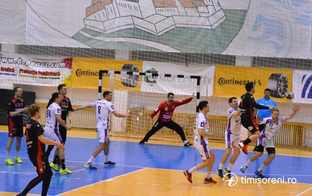 SCM Poli Timisoara 31-31 HC Odorhei
