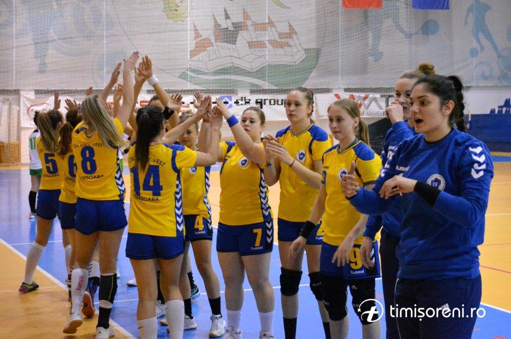 CS Universitatea de Vest 39-21 CS Sepsi Sfantu Gheorghe