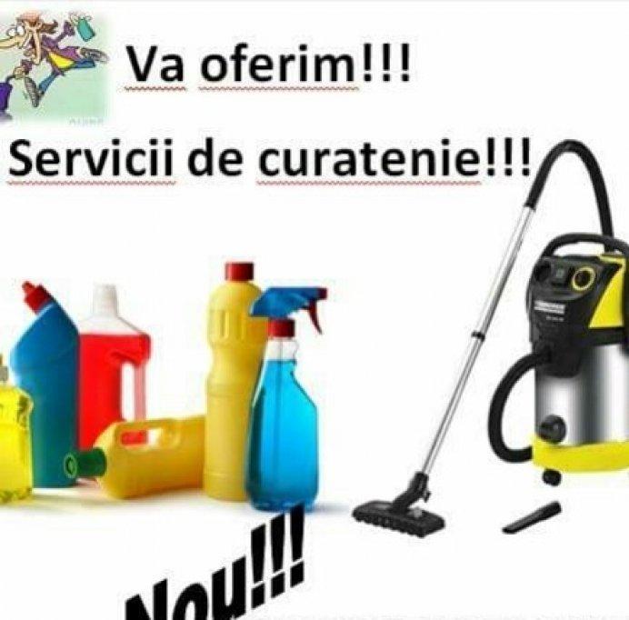 Servicii de curatenie la domiciliu de la House Shine Timisoara