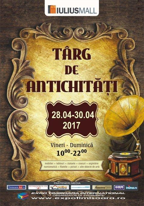 Expo Antichitati Timisoara