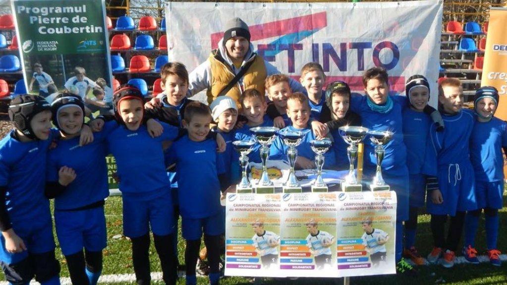 Codrut Nicorici - antrenor rugby