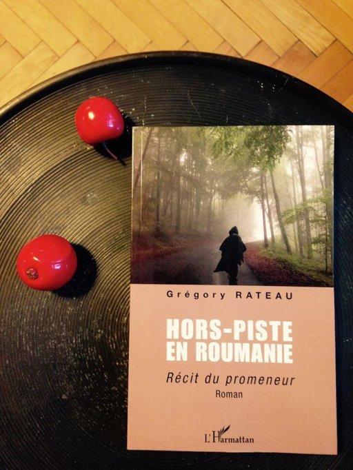 """Lansare de carte """"Hors - Piste en Roumanie"""""""