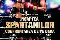 Gala de Box ,,Noaptea Spartanilor - Confruntarea de pe Bega,,